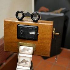 Le Morphoscope inventé par Archibald Temple