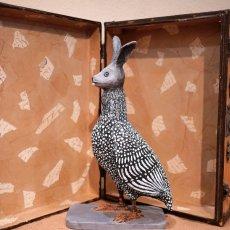 Le lapintade, sculpture de Nadia Olivier